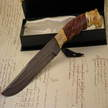 Zlatoust knife