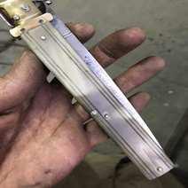 Molise knife Prioletta Style cm 35