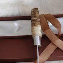 Resolza rustica in muflone cm 9