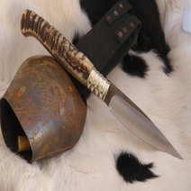 Sardinian shepherds knives cm 13 Giuseppe Galante