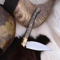 Resolza pattada in muflone rustico cm 9,5