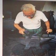 Vittorio Mura resolza lussurgese cm 12