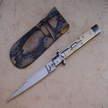 Klassisches Springmesser mit Elfenbein cm 35
