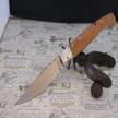 Pattada-Messer cm 15, Stahl 12C27,Wacholder
