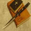 Antique switchblad knife  Lelle Floris cm 16,5 15