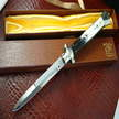 Italian switchblade stiletto cm 37 A.G.A. Campolin