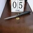 Italian switchblade antique model Lelle Floris