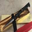 Italian switchblade stiletto cm 12,5 Lelle Floris