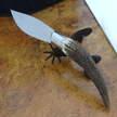 Sardische messer cm 14 Hirschhorngriff