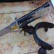 Italian switchblade stiletto cm 13 Antonio Contini