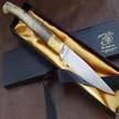 Hirtenmesser widderhorn cm12 Orgosolo