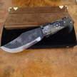 Antico coltello sardo Lelle Floris