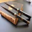 Italian switchblade stiletto by Lelle Floris