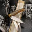 Hirtenmesser Santulussurgiu Vittorio Mura cm 12