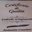 Scuoio rustico cm 9,5 Antonio Contini