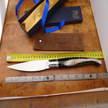 Hirtenmesser pattada cm 15 Roberto Monni