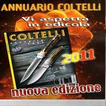 ANNUARIO COLTELLI 2011