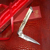 Molise knife cm 12 by Lelle Floris