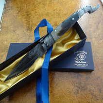 Antique knife model logudoresa