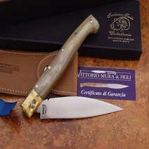 Coltello sardo tradizionale cm 9 Vittorio Mura