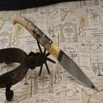 Resolza in muflone cm 10 Giorgio Meloni