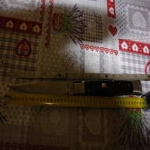 Italian Switchblade stiletto cm 40 Lelle Floris