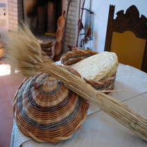 Cestino per pane carasau