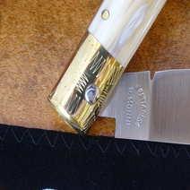 Pattada tradizionale sarda cm 10 R. Monni