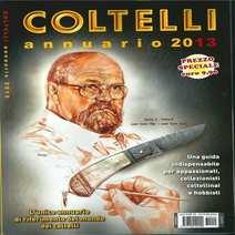 Annuario coltelli 2013