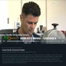 Resolza sarda artigianale cm 11 Roberto Monni