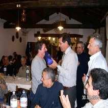 Mozzetta cm 8,5 muflone Augusto Curreli