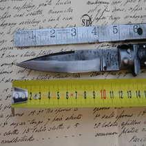 Italian stiletto Switchblade  cm 12,5 Lelle Floris