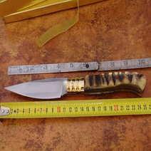 Coltello rustico in muflone cm 11,5 G.Galante
