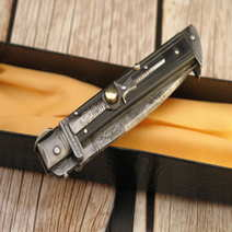 Italian stiletto switchblade cm 12 Lelle Floris