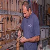 Pattada rustica cm 9 Antonio Contini