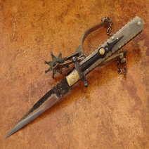 Italian switchblade cm 12,5 by Lelle Floris