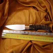 Sardinian shepherds knives cm 15 Giuseppe Galante