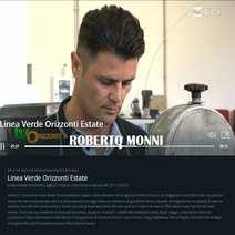 Pattada Roberto Monni cm 10 corno striato