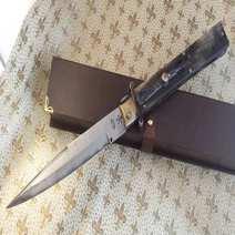 Italian stiletto cm 41 damasco San Mai LelleFloris