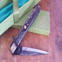 Antique model knife by Lelle Floris cm 13