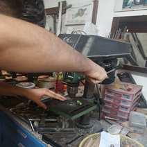 Corrina in montone cm 11 R. Gallotta