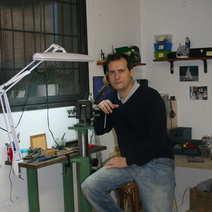 Paolo Calaresu Pattada incisa da Luca Braschi