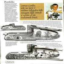 Logudoro in avorio Floris Pontis Gamba