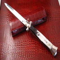 Italian switchblade stiletto cm 37 A.G.A. Campolin
