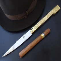 Antico modello di coltello Napoletano cm 35 Floris