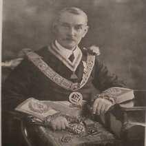 Scottish Masonic Zuddas Rizzini