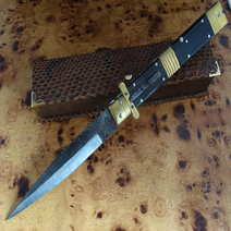 Molise knife by Lelle Floris CM 32