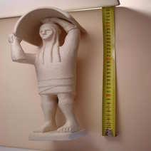 Gigante di Mont'e Prama di Vitaliano Manis