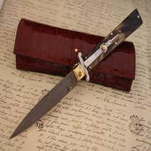 Molise knife cm 13 damascus vinland Lelle Floris