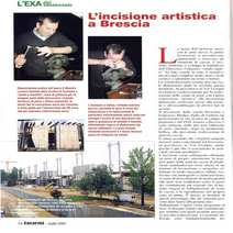 Pattada Zuddas incisa da Lorenzo Gamba-Brescia-